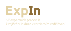 Logo projektu Expin