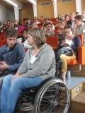 Aktivní začleňování mladých lidí se zdravotním postižením