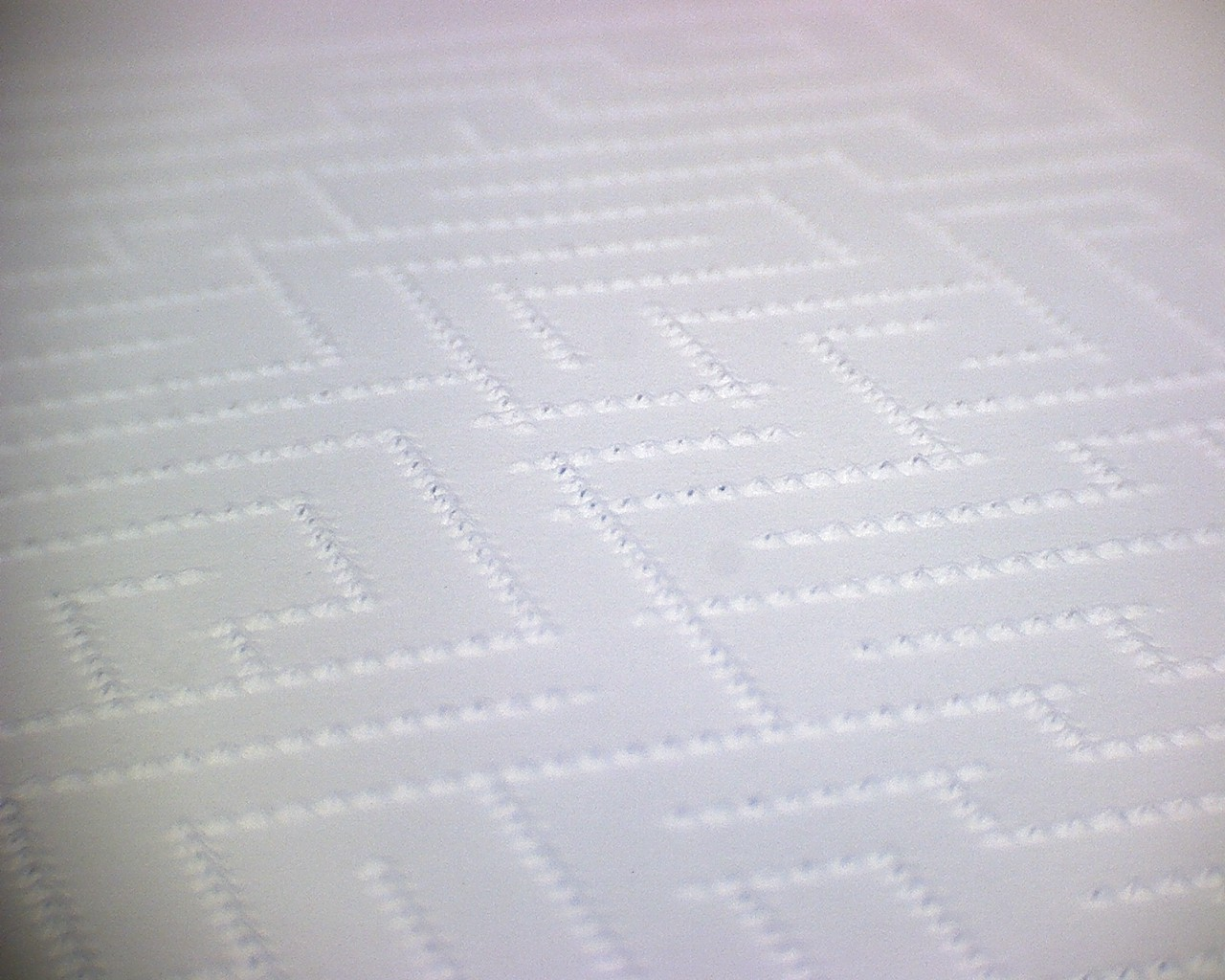 Braille embossed graphics | Teiresias Centre of MU